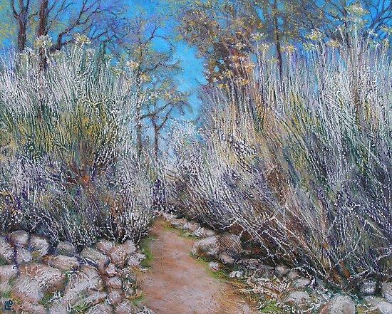 Spring in Santa Fe by Laurieann Dygowski