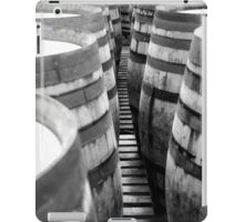 Whisky Barrels iPad Case/Skin