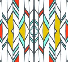 micro-eloi kaleidoscope mirror Sticker