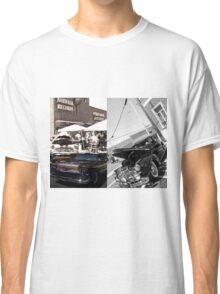 Norwalk Elks Lodge #2142; Car Show Collaboration Classic T-Shirt