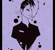 Purple Kaoru by xmoshymccoy