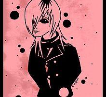 Pink Shinya by xmoshymccoy