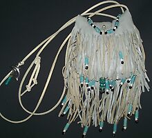 Beaded 'Medicine Bag' by RLHall