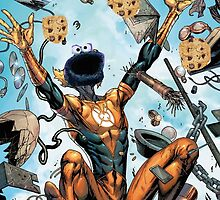 The Cookie Lantern Corps by Elfdemon