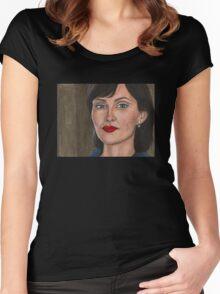Eternity - Angel Women's Fitted Scoop T-Shirt