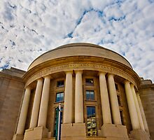 Monumentus sky by Paul Grinzi
