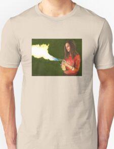 Five by Five - Faith - Angel Unisex T-Shirt