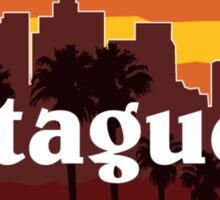 Patagucci City - LA Sticker