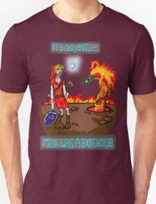 The Fire Temple Dilemma T-Shirt