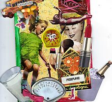 Playgrounds to Perfume by RobynLee