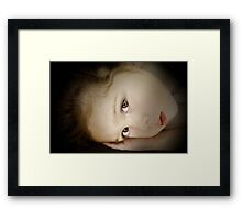 Through the eyes of a child...... Framed Print