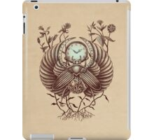 Time Flies  iPad Case/Skin