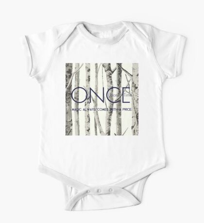 "Once Upon a Time (OUAT) - ""Magic Always Comes with a Price."" One Piece - Short Sleeve"