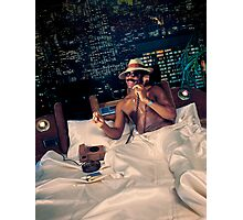 High Rise Guy Photographic Print