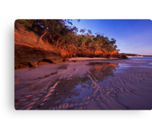 morning kisses - Cape York Canvas Print