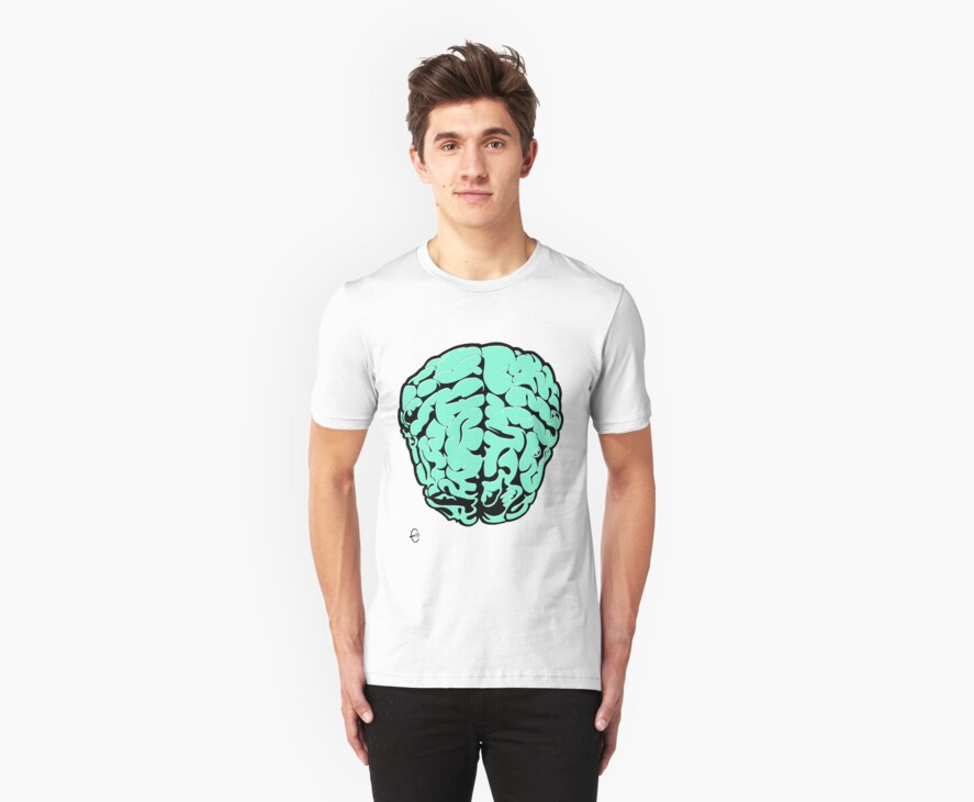 Big Brains 3 by Bizarro Art