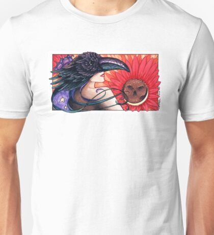 MoonDay Morrigan Unisex T-Shirt