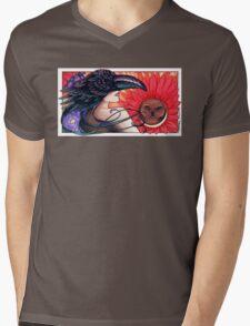 MoonDay Morrigan Mens V-Neck T-Shirt