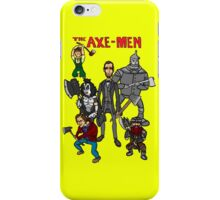 The Axe-Men iPhone Case/Skin