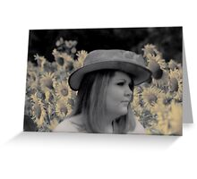Sweet Southern Belle Greeting Card