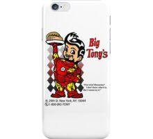 Big Tony's iPhone Case/Skin