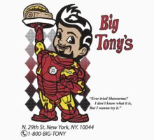 Big Tony's by DoctorJamesWF