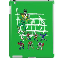 The Green Piper iPad Case/Skin