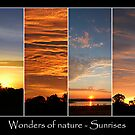 Wonders of Nature - Sunrises by Ben Shaw