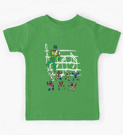The Green Piper Kids Tee