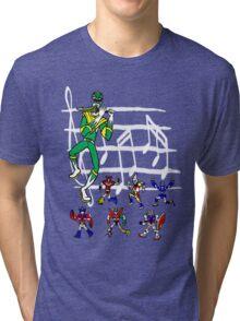The Green Piper Tri-blend T-Shirt