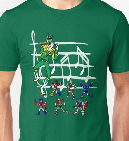 The Green Piper Unisex T-Shirt