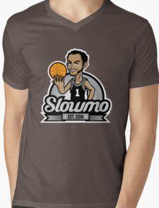 SlowMo Mens V-Neck T-Shirt