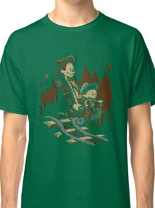 Hold onto your Potatoes, Dr. Hobbes! Classic T-Shirt