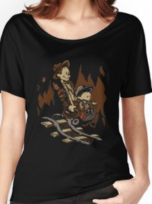 Hold onto your Potatoes, Dr. Hobbes! Women's Relaxed Fit T-Shirt