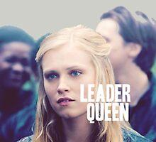 "The 100 - Clarke ""Leader Queen"" by D. Abdel."