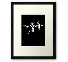 Super Fiction Framed Print