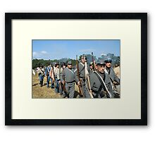 Confederate Army Framed Print