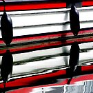 Boat reflection by PCDC