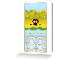 Knubbeldinger Greeting Card