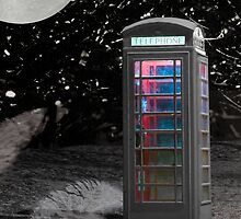 phone box by allisterhamilton