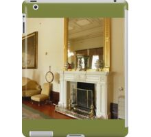 *Beautiful Fireplace and ornate Mirror* iPad Case/Skin