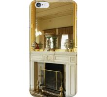 *Beautiful Fireplace and ornate Mirror* iPhone Case/Skin