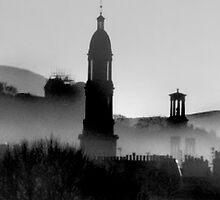 """Auld Reekie"" by Chris Clark"