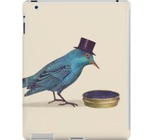 Gentlebirds Prefer Caviar  iPad Case/Skin
