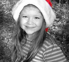 santa's little elf! by Heather McSpadden
