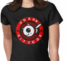evilCore Womens Fitted T-Shirt