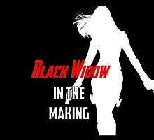 Black Widow in the Making by NatashaRomanov