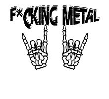 F*cking Metal by theboonation