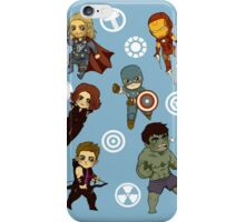 Avengers iPhone Case/Skin