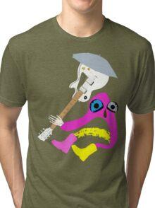 Guitar Head Tri-blend T-Shirt